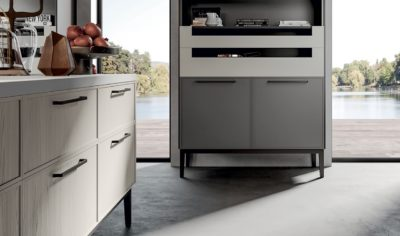 Modern Kitchen Arredo3 Aria Model 01 - 02