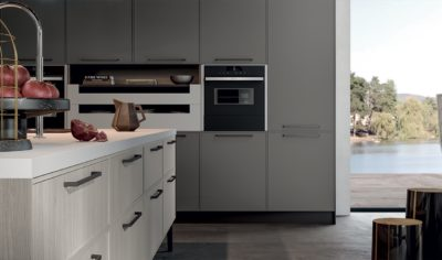 Modern Kitchen Arredo3 Aria Model 01 - 05
