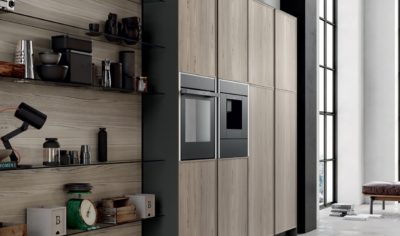 Modern Kitchen Arredo3 Aria Model 02 - 05