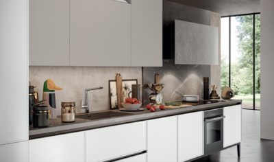 Modern Kitchen Arredo3 Aria Model 03 - 02
