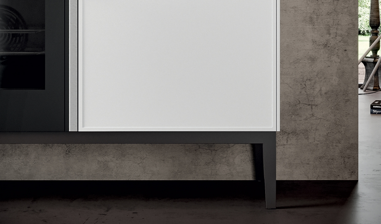 Modern Kitchen Arredo3 Aria Model 03 - 04