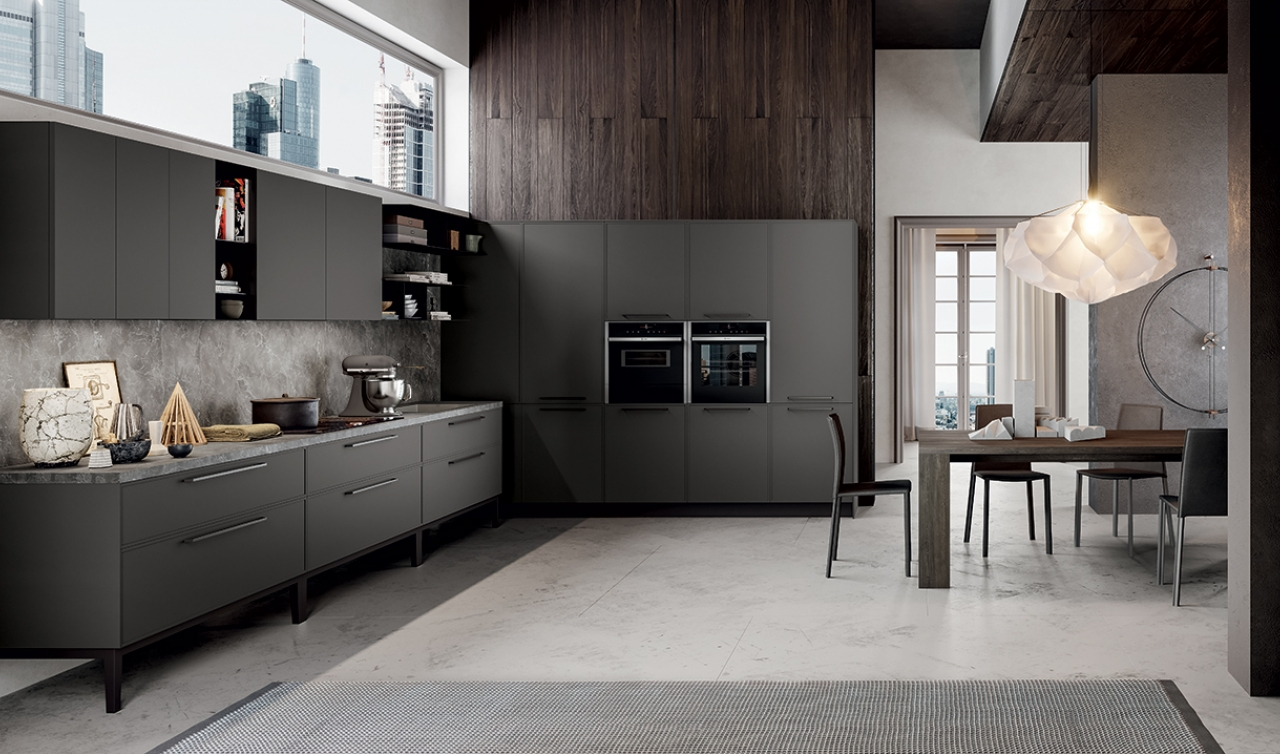 Modern Kitchen Arredo3 Aria Model 04