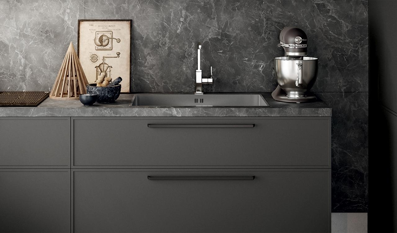 Modern Kitchen Arredo3 Aria Model 04 - 03
