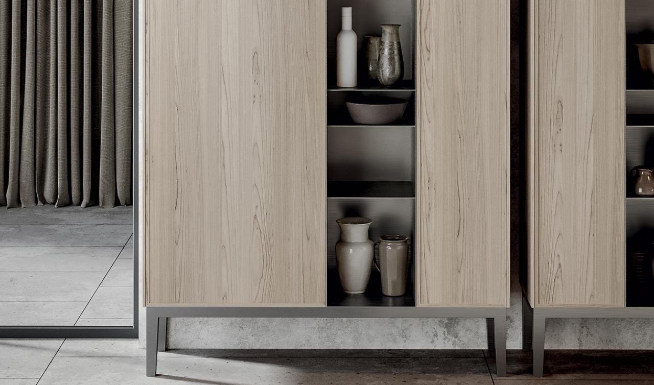 Modern Kitchen Arredo3 Aria Model 05 - 05
