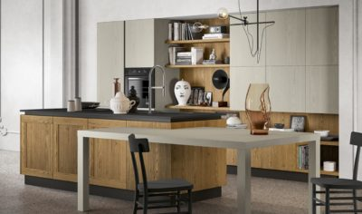 Modern Kitchen Arredo3 Asia Model 01 - 03