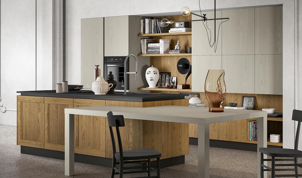 Modern Kitchen Arredo3 Asia Model 01 - 03