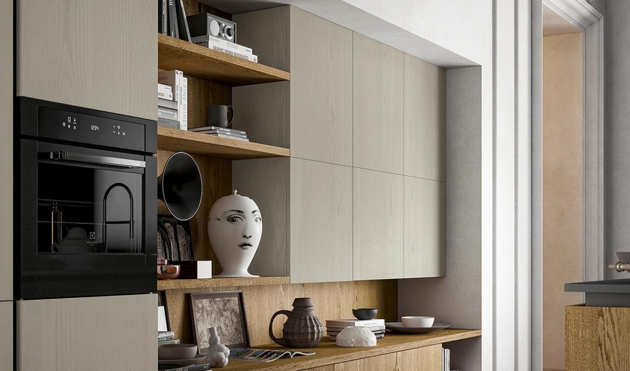 Modern Kitchen Arredo3 Asia Model 01 - 04