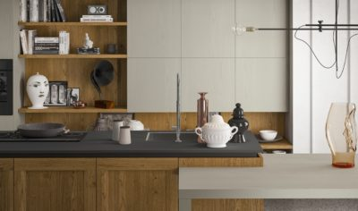 Modern Kitchen Arredo3 Asia Model 01 - 05
