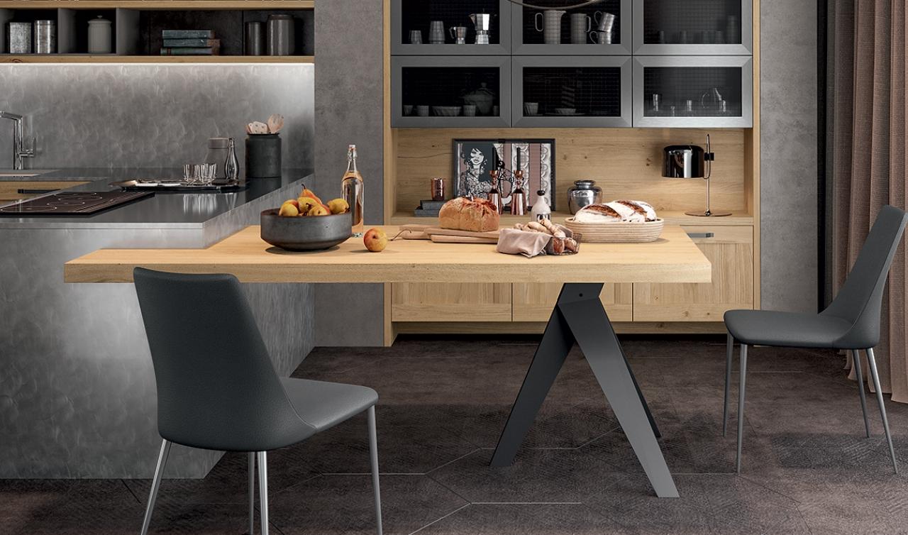 Modern Kitchen Arredo3 Asia Model 02 - 03