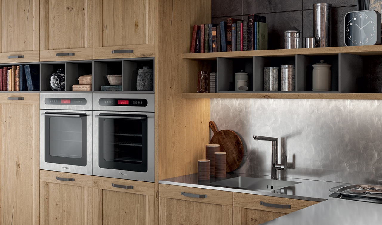 Modern Kitchen Arredo3 Asia Model 02 - 04