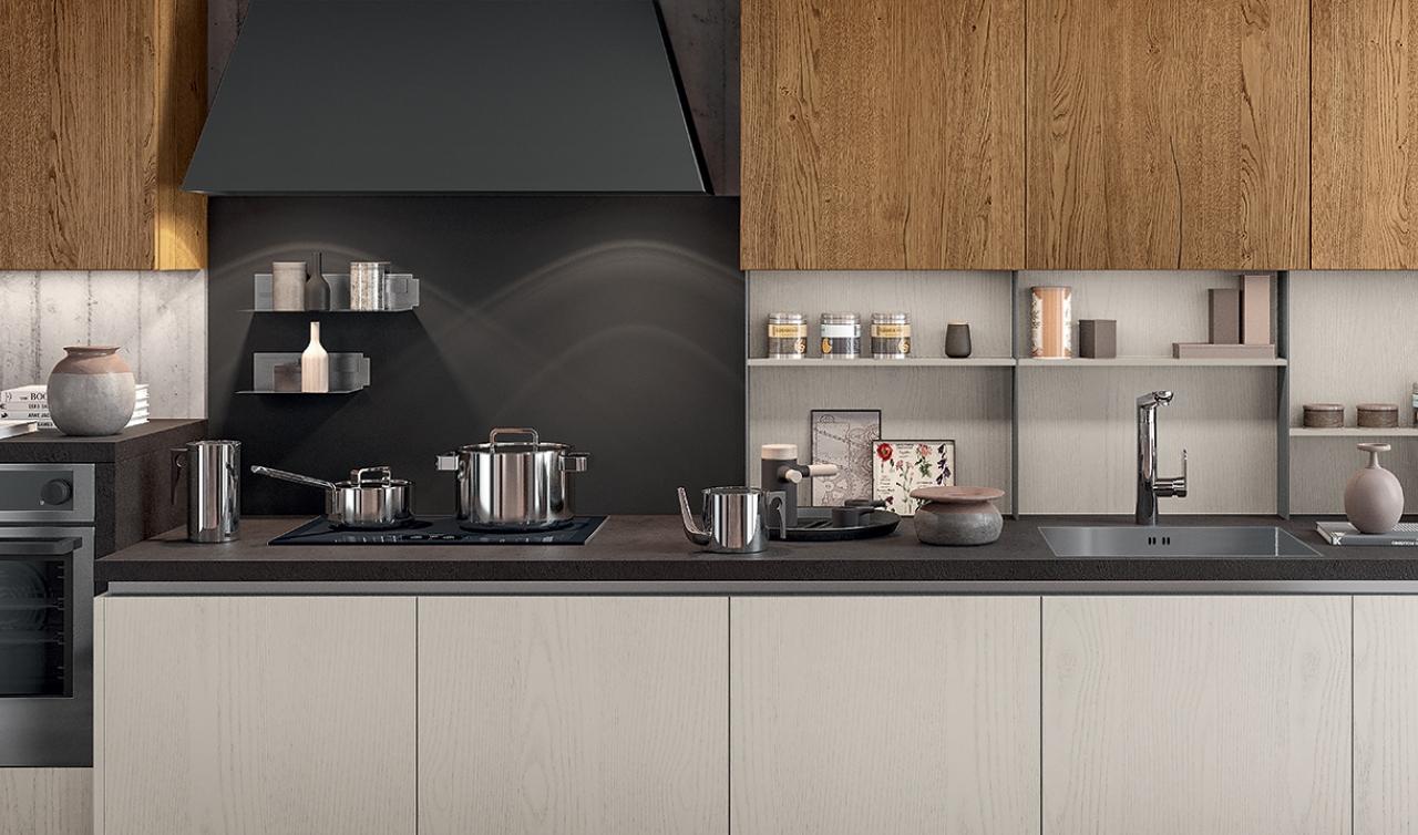 Modern Kitchen Arredo3 Asia Model 03 - 02