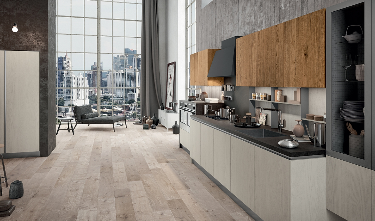 Modern Kitchen Arredo3 Asia Model 03 - 05