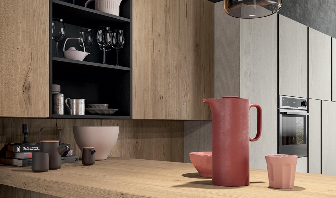 Modern Kitchen Arredo3 Asia Model 04 - 02