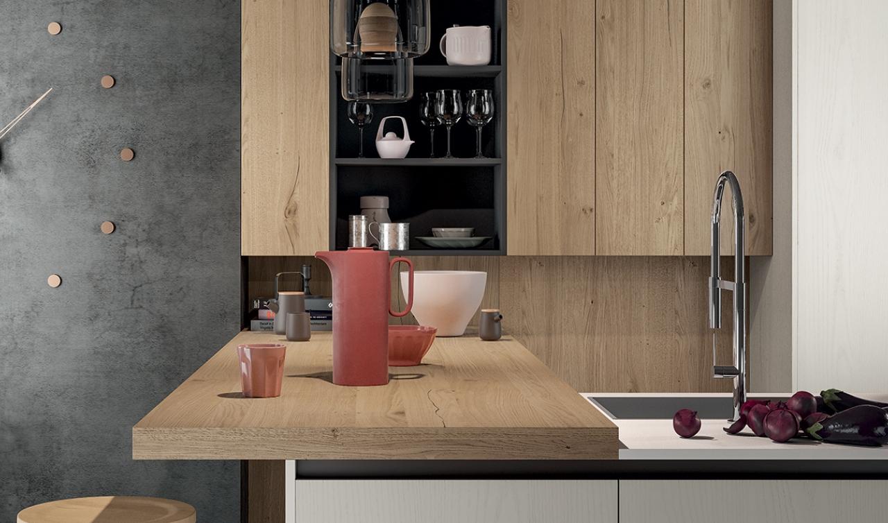 Modern Kitchen Arredo3 Asia Model 04 - 03