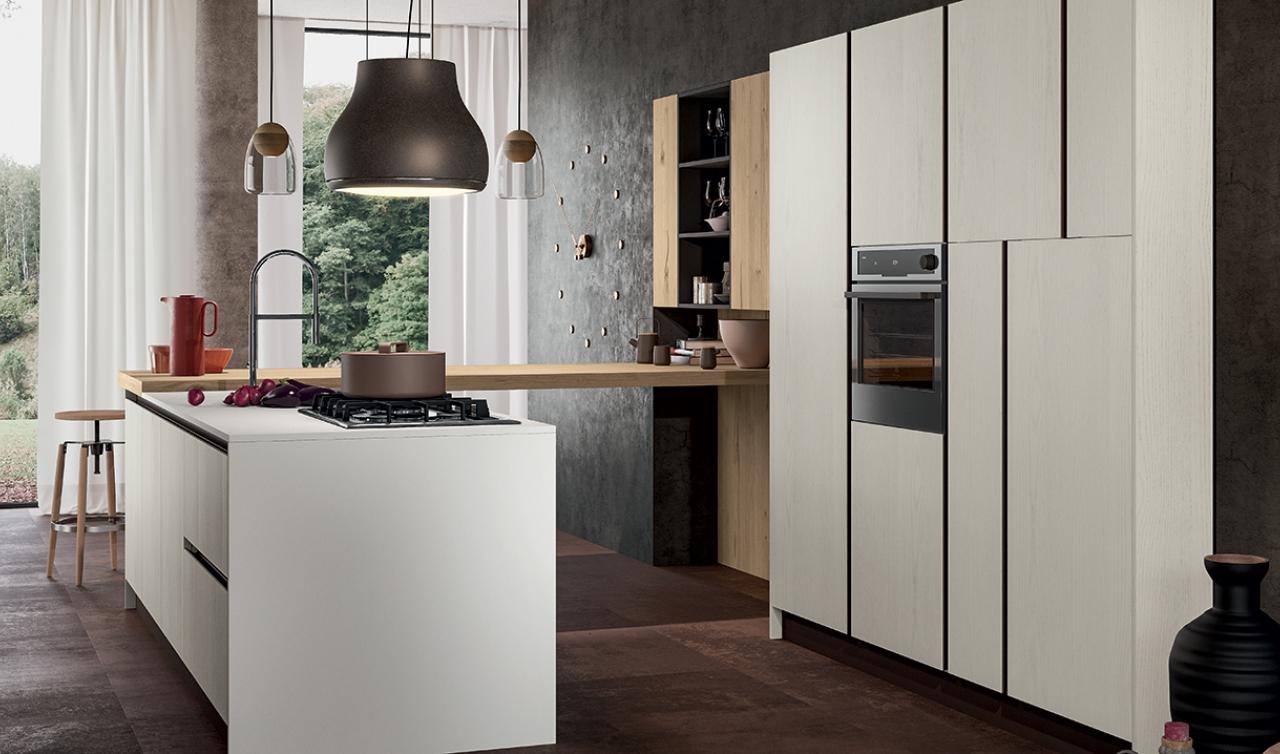 Modern Kitchen Arredo3 Asia Model 04 - 04