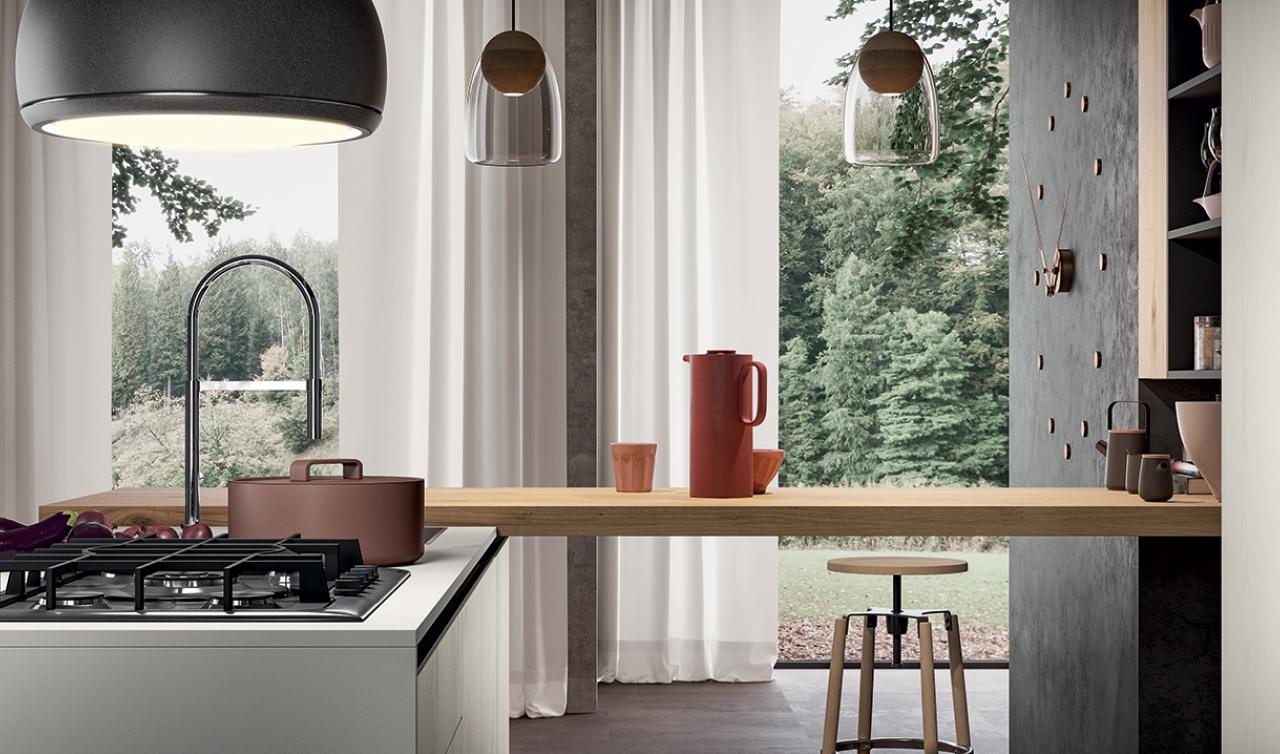 Modern Kitchen Arredo3 Asia Model 04 - 05