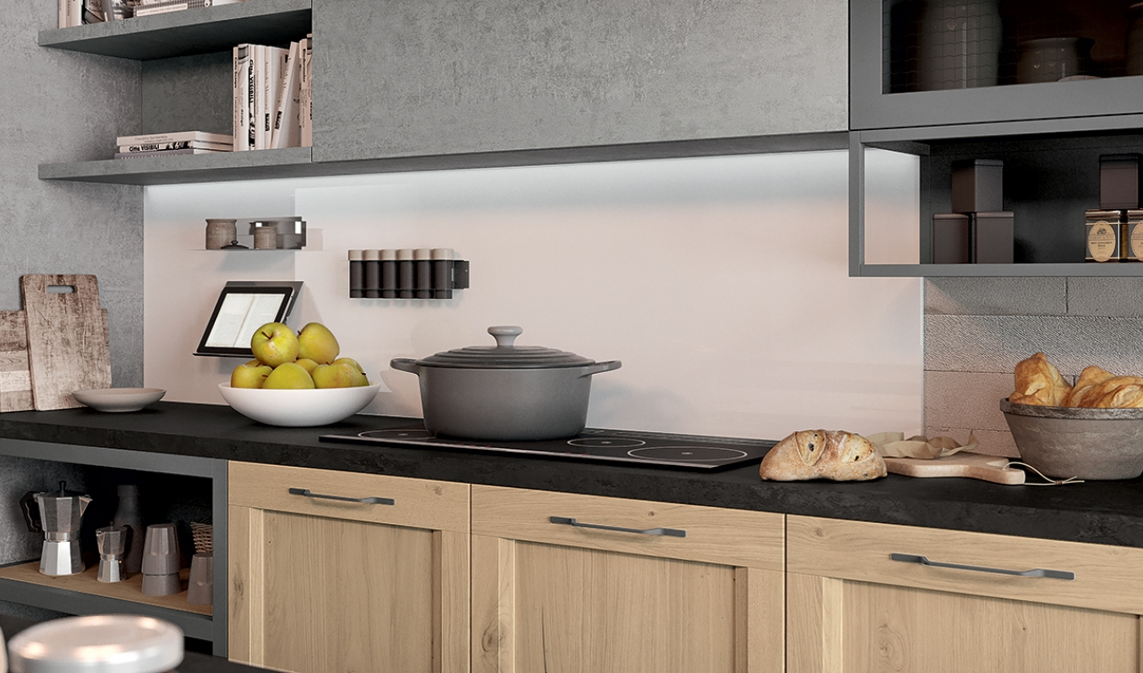 Modern Kitchen Arredo3 Asia Model 05 - 02