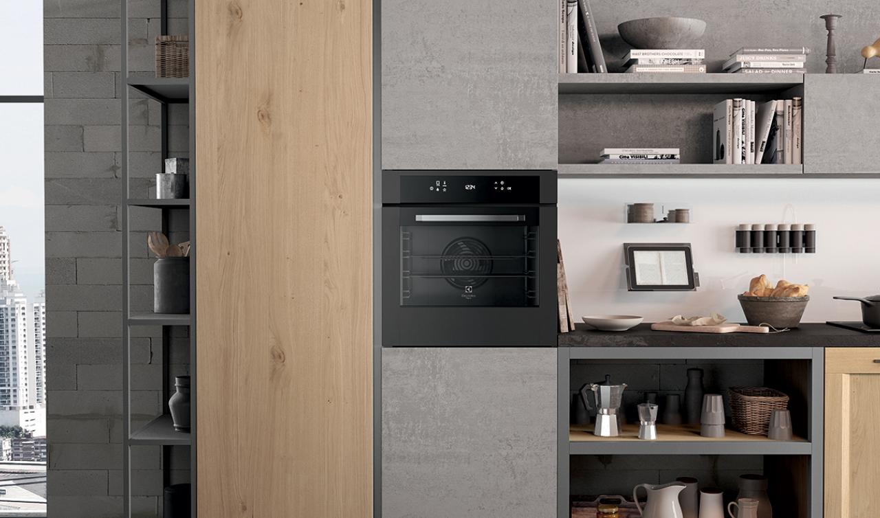 Modern Kitchen Arredo3 Asia Model 05 - 03