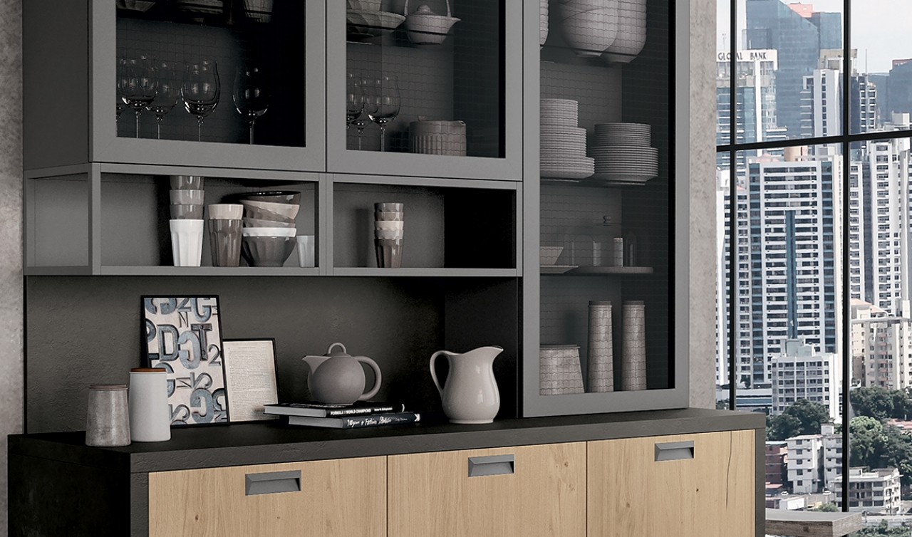 Modern Kitchen Arredo3 Asia Model 05 - 04