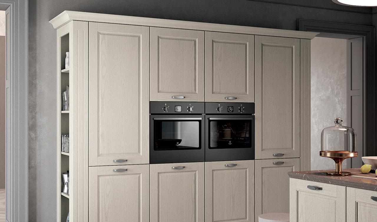 Classic Kitchen Arredo3 Asolo Model 01 - 03