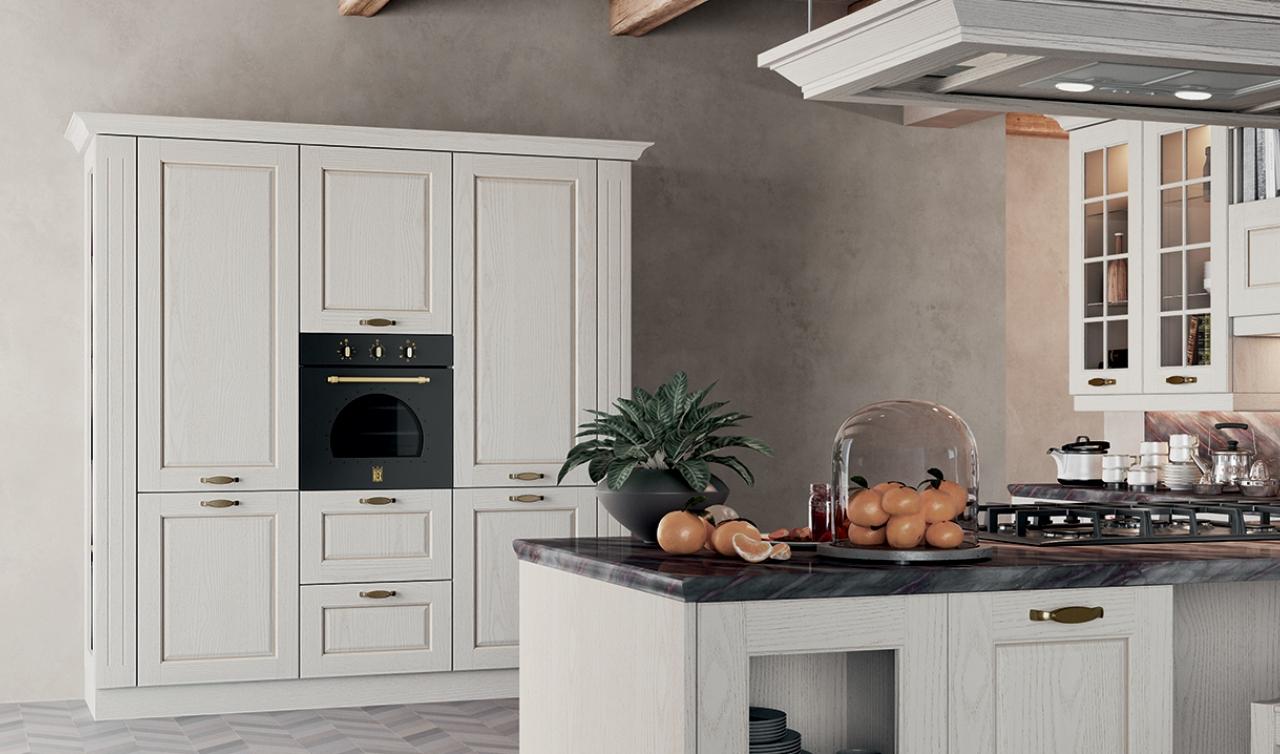 Classic Kitchen Arredo3 Asolo Model 02 - 03