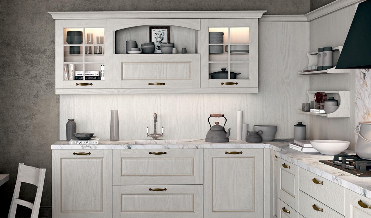 Classic Kitchen Arredo3 Asolo Model 03 - 03