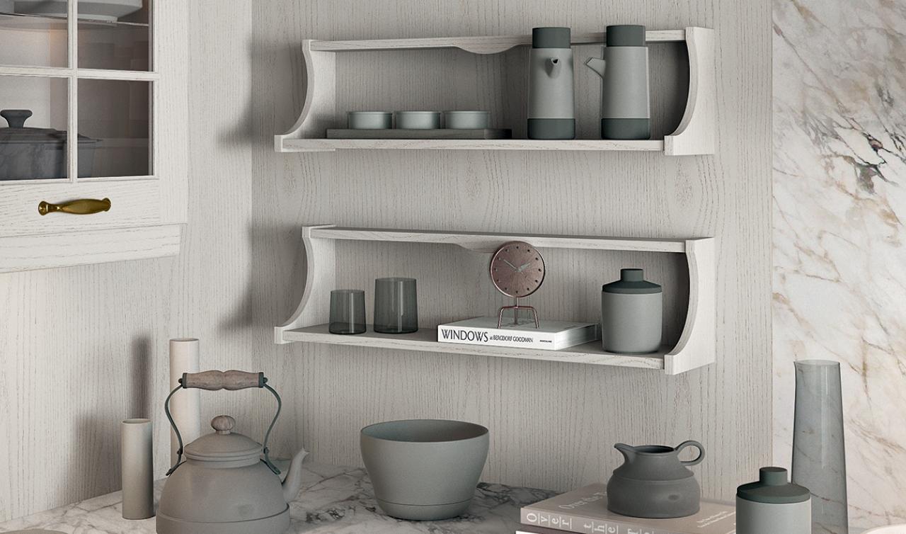Classic Kitchen Arredo3 Asolo Model 03 - 04