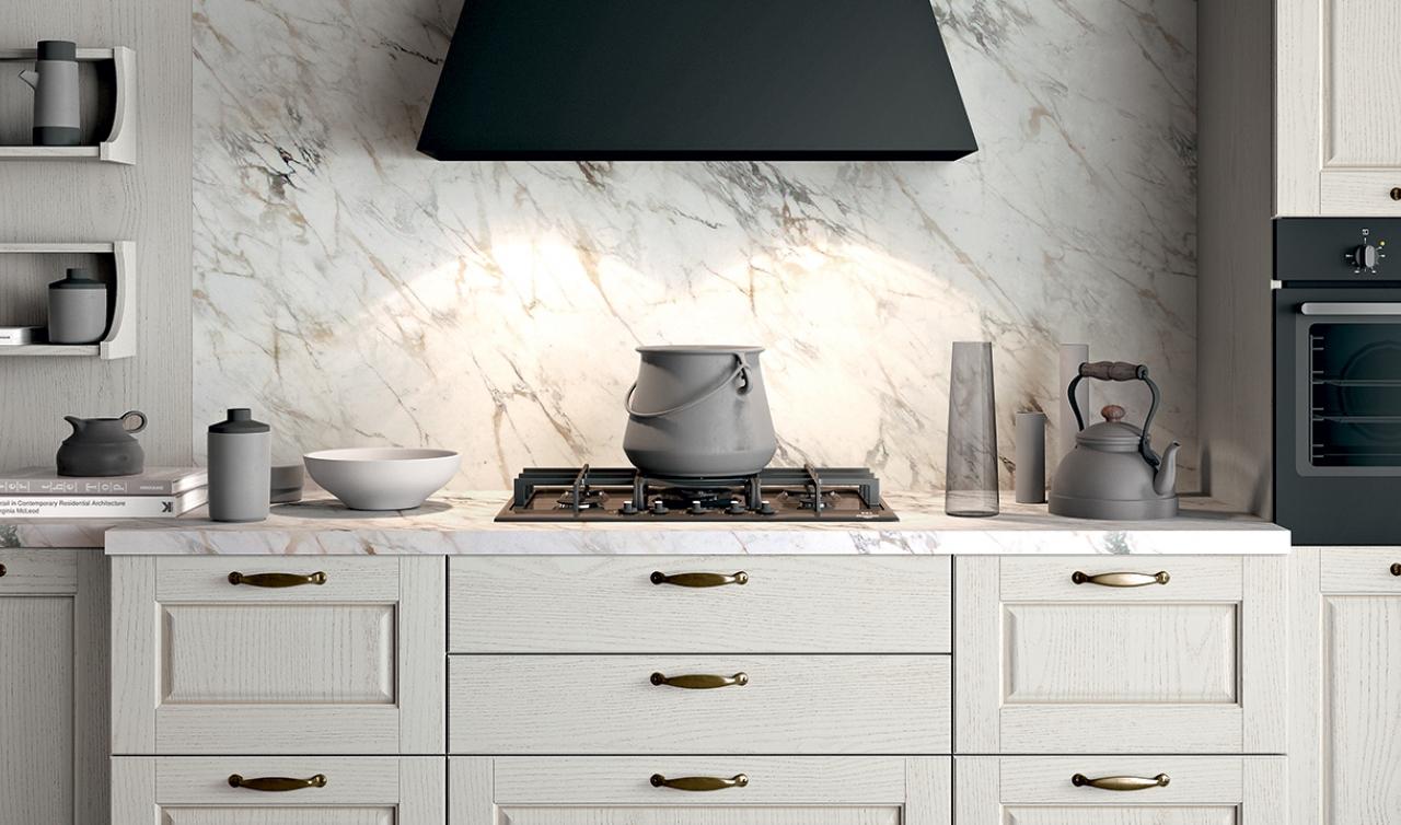 Classic Kitchen Arredo3 Asolo Model 03 - 05