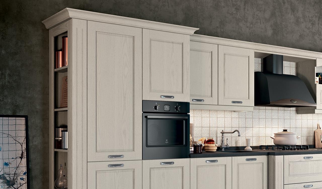 Classic Kitchen Arredo3 Asolo Model 04 - 04