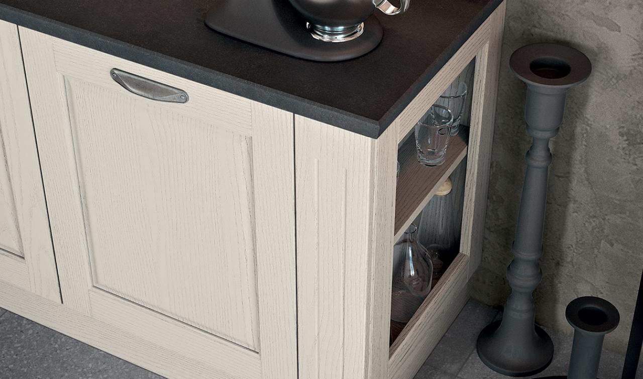 Classic Kitchen Arredo3 Asolo Model 04 - 05