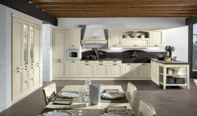 Classic Kitchen Arredo3 Emma Model 01 - 01
