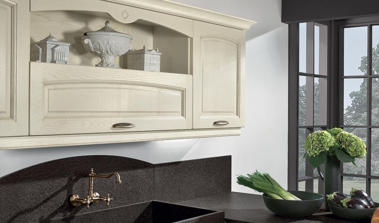 Classic Kitchen Arredo3 Emma Model 01 - 03
