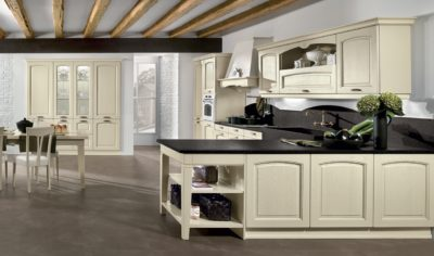 Classic Kitchen Arredo3 Emma Model 01 - 04