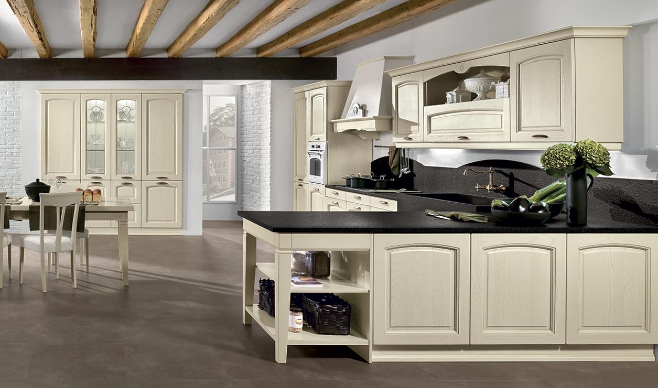 Classic Kitchen Arredo3 Emma Model 01 - 04