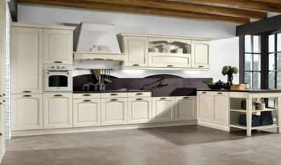 Classic Kitchen Arredo3 Emma Model 01 - 05