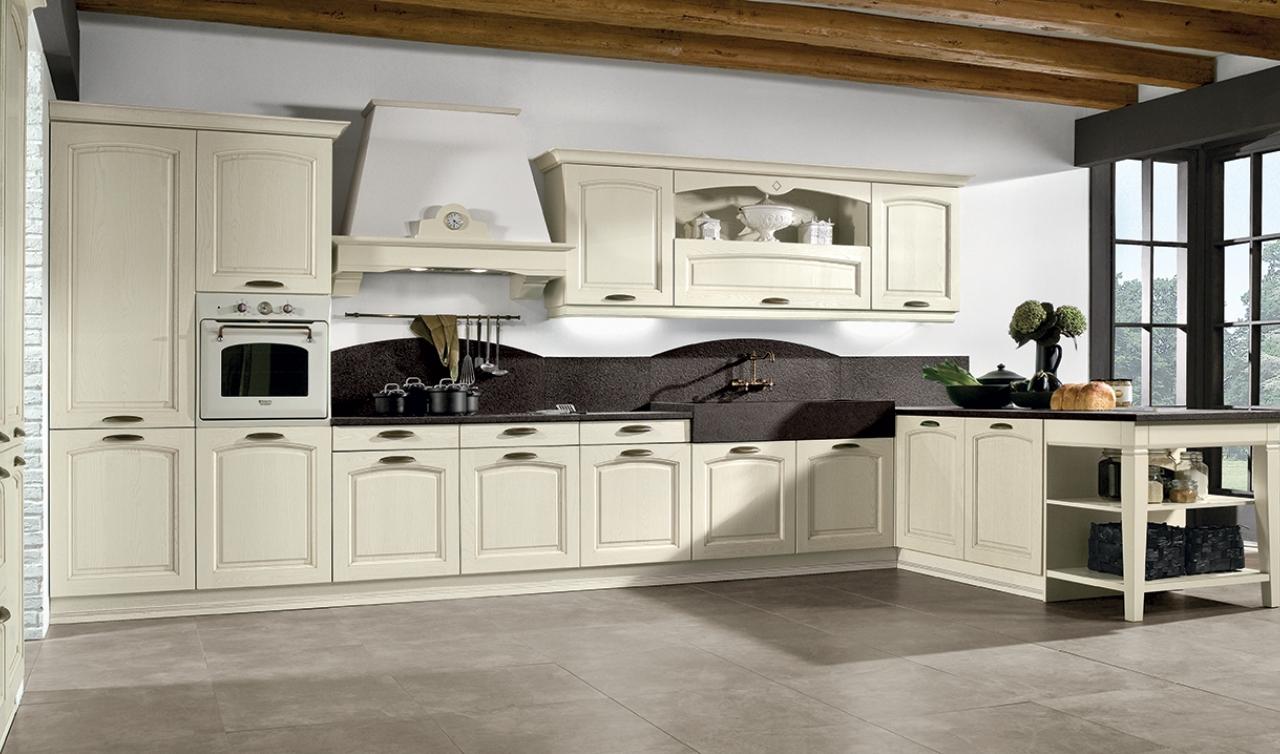 Classic Kitchen Arredo3 Emma Model 01 - 05