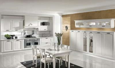 Classic Kitchen Arredo3 Emma Model 02 - 01