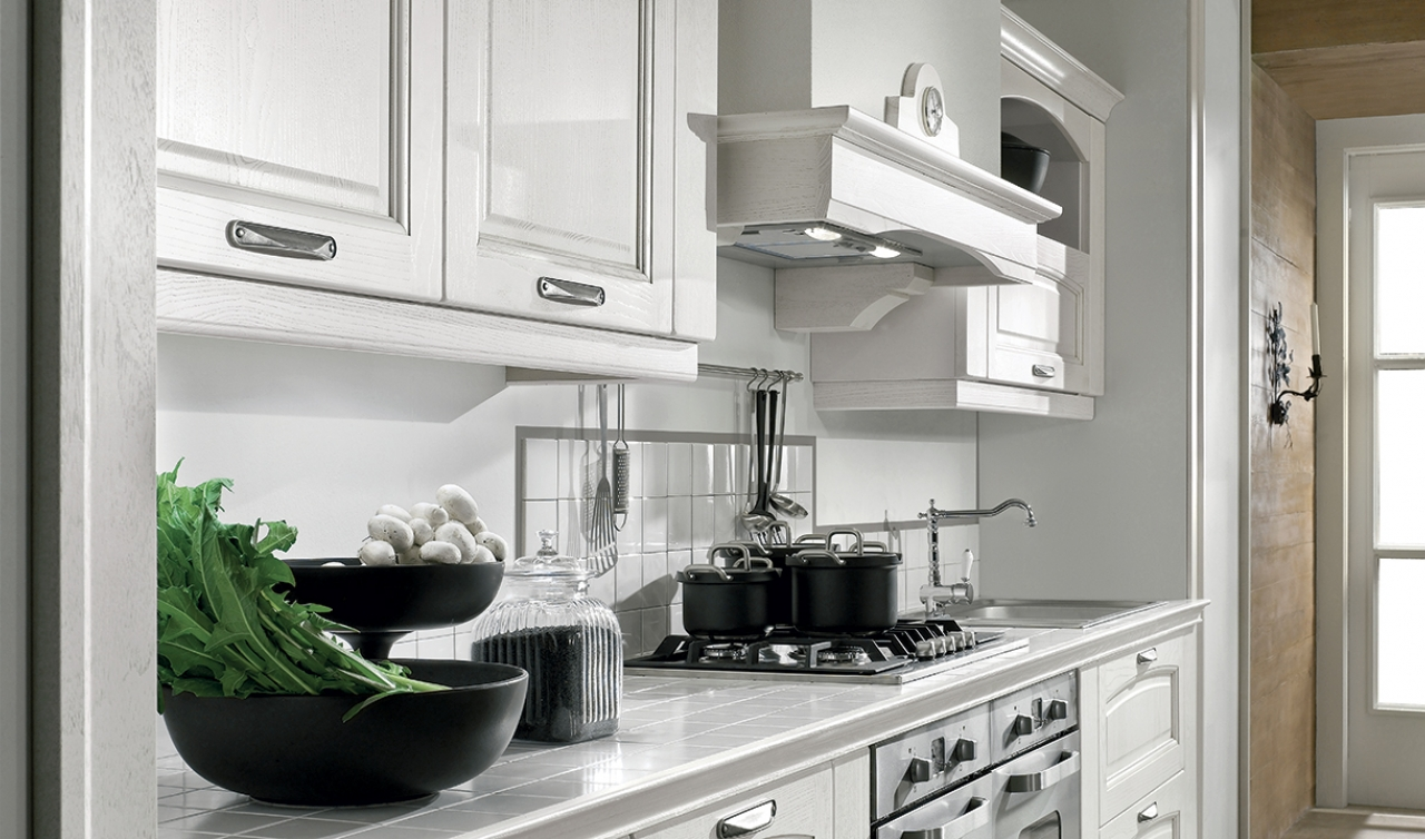 Classic Kitchen Arredo3 Emma Model 02 - 04