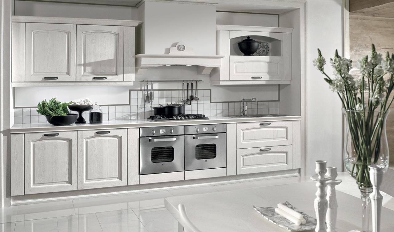 Classic Kitchen Arredo3 Emma Model 02 - 05