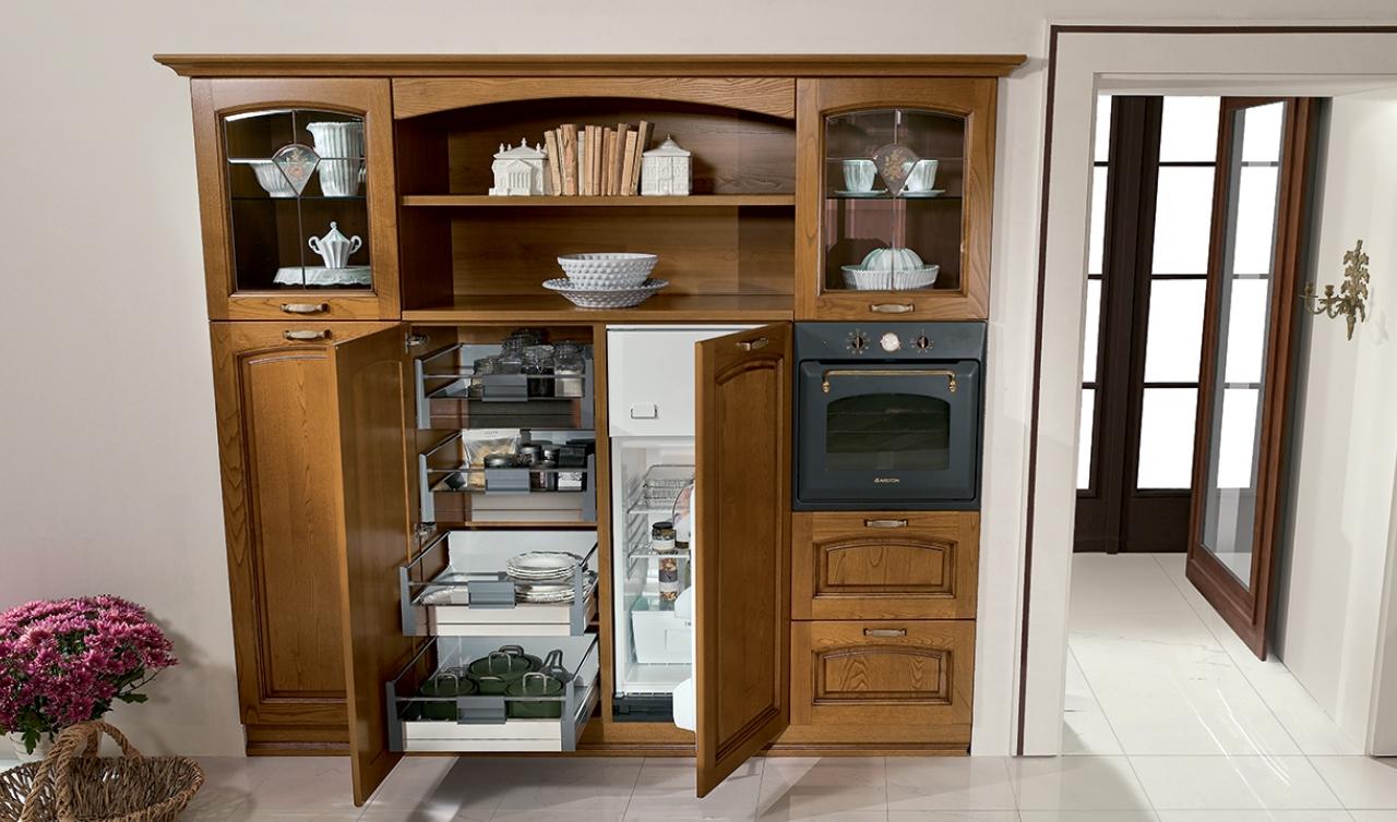 Classic Kitchen Arredo3 Emma Model 03 - 02