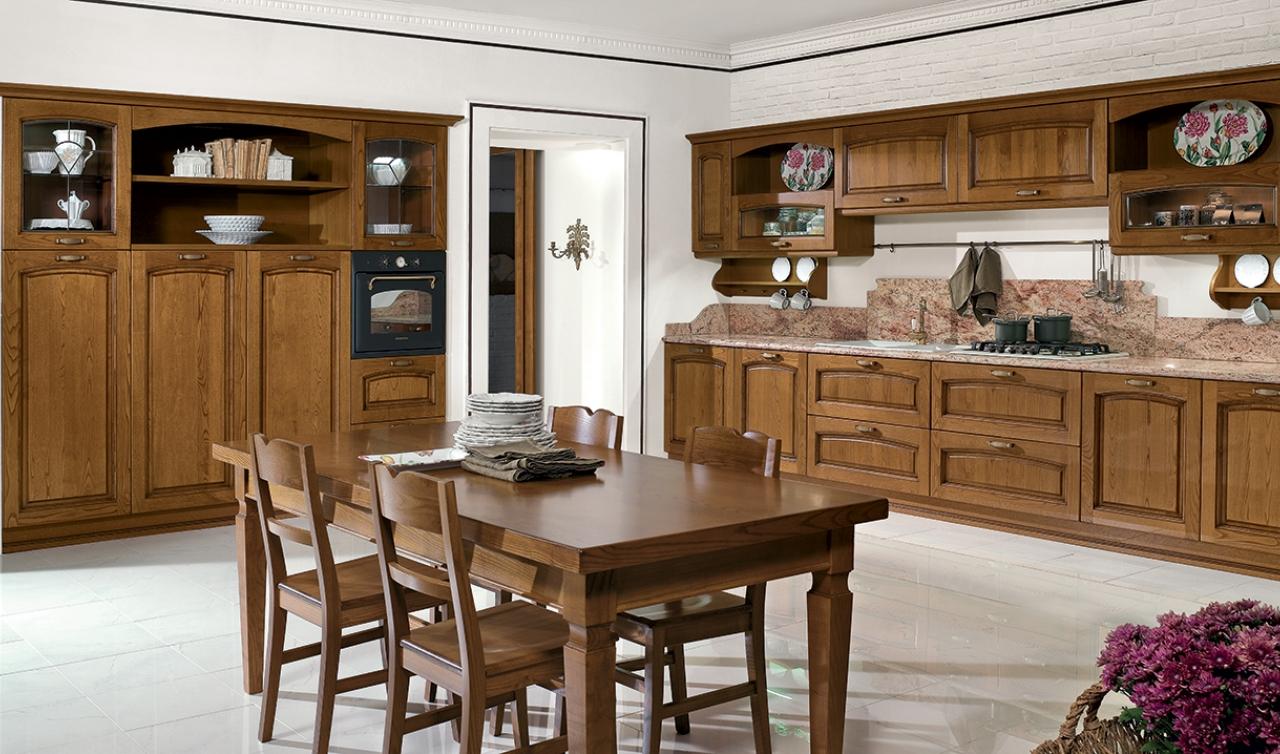 Classic Kitchen Arredo3 Emma Model 03 - 03