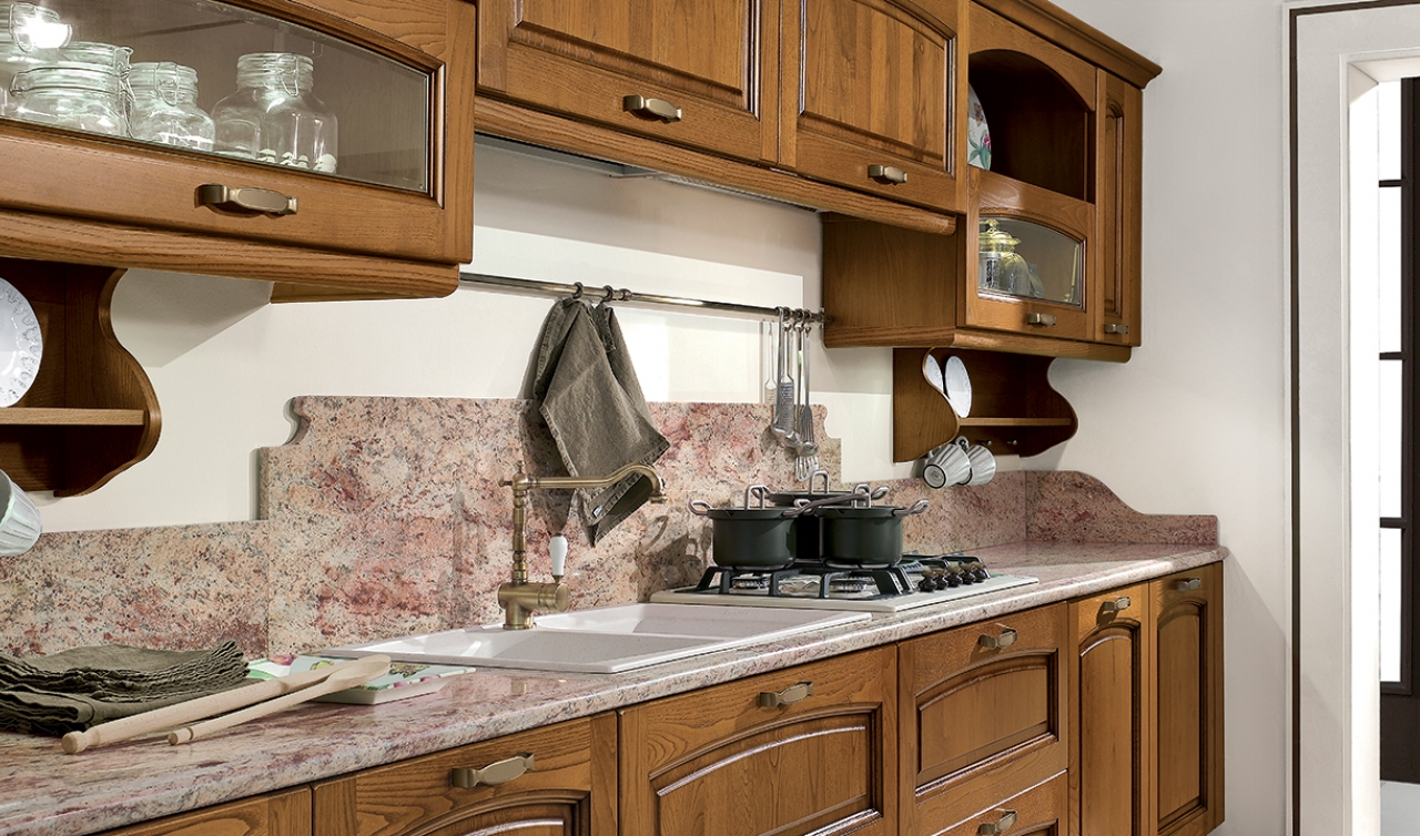 Classic Kitchen Arredo3 Emma Model 03 - 04