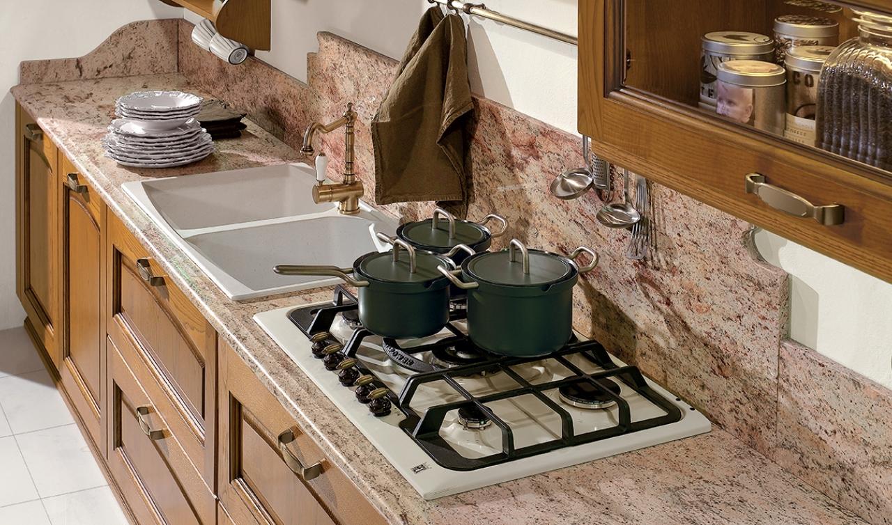 Classic Kitchen Arredo3 Emma Model 03 - 05