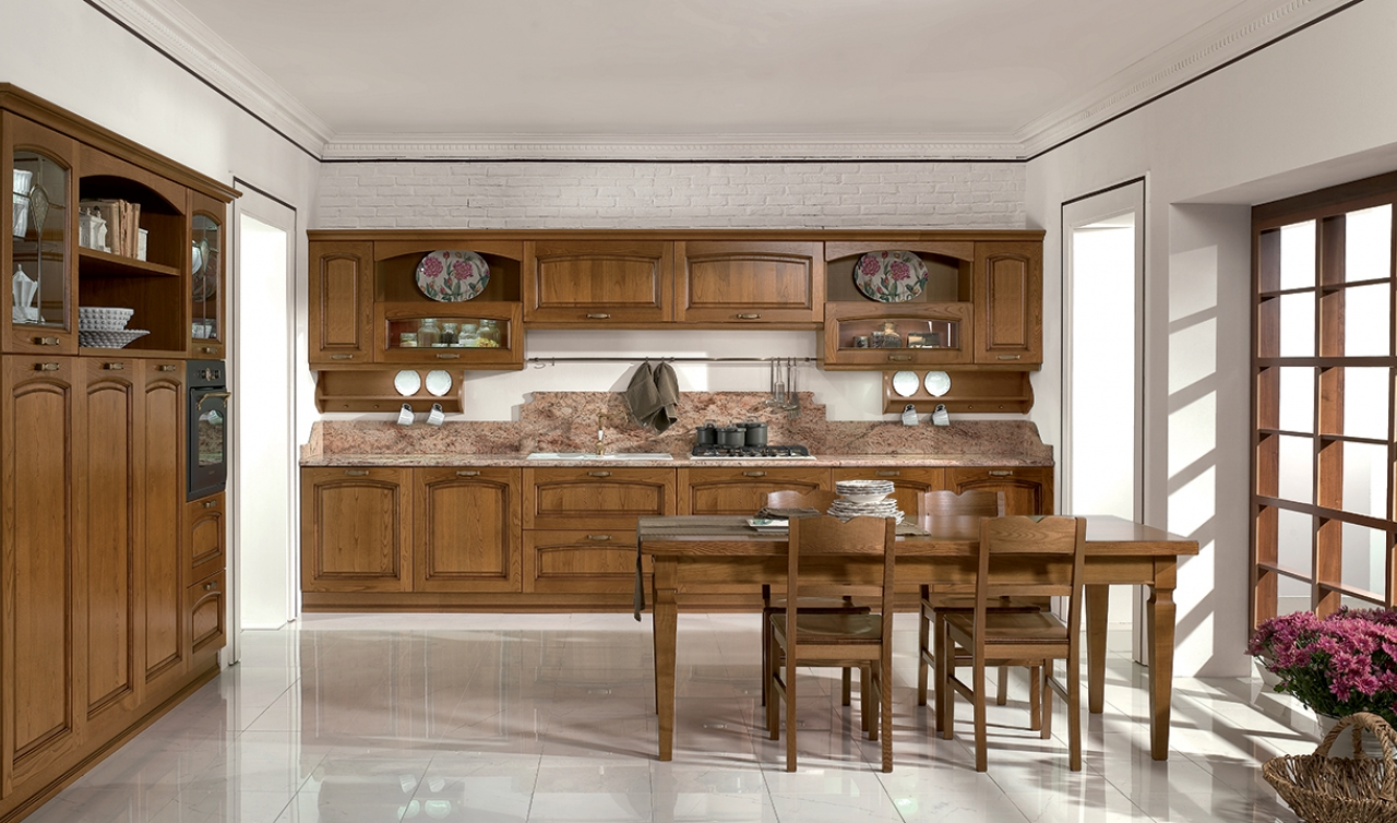 Classic Kitchen Arredo3 Emma Model 03