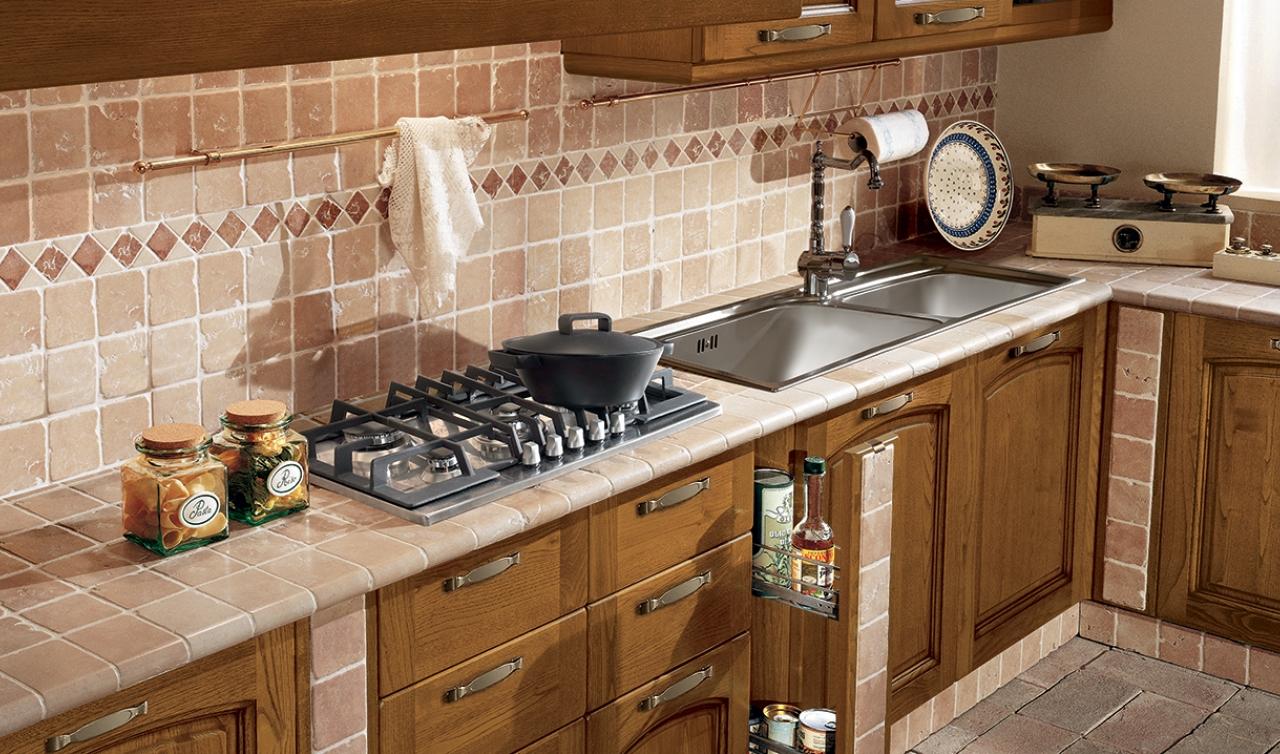 Classic Kitchen Arredo3 Emma Model 04 - 02