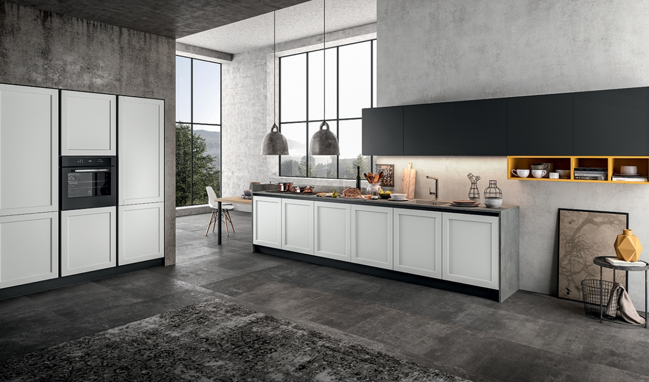 Modern Kitchen Arredo3 Frame Model 01