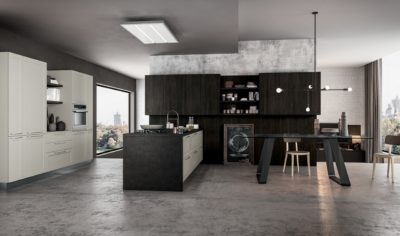 Modern Kitchen Arredo3 Frame Model 02 - 01