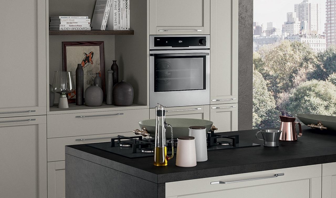 Modern Kitchen Arredo3 Frame Model 02 - 02