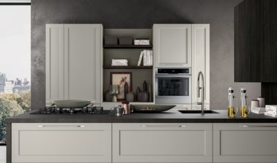 Modern Kitchen Arredo3 Frame Model 02 - 04