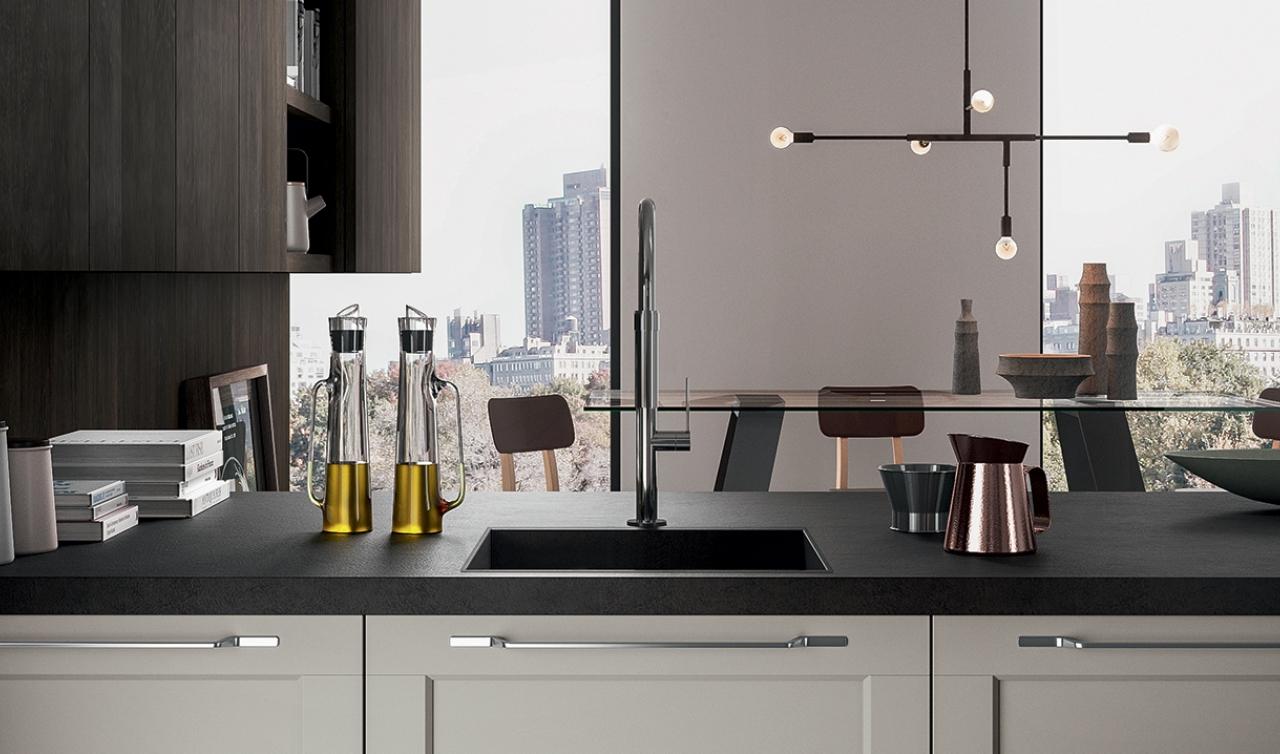Modern Kitchen Arredo3 Frame Model 02 - 05